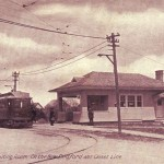 Trolley Lines - New Bedford to Onset 16 (Marion)