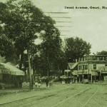 Trolley Lines - New Bedford to Onset 23 (Onset)