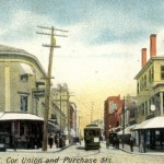 Trolley Lines - New Bedford to Onset 5 (c1910)