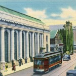 Trolley Lines - New Bedford to Onset 8 (1940s)