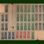 WWII Ration Stamps 2 (inside - stamps)