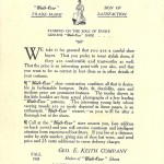 1905 Walk-Over Catalogue 2