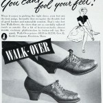 Walk-Over Ad 1943