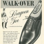 Walk-Over Ad 1951