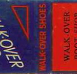 Walk-Over Ad - Matchbook - Harrisburg, Pennsylvania
