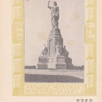 Forefather's Monument Postcards a