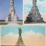 Forefather's Monument Postcards