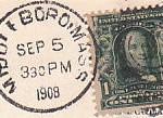 Middleboro 1908