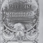 The Illustrated Pilgrim Memorial Book title page - 1872 - 1