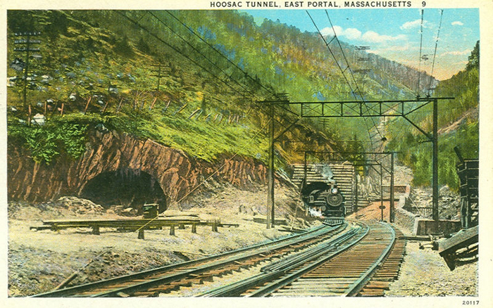 Hoosac Tunnel - East 4