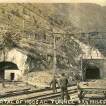 Hoosac Tunnel - Florida, MA - approx 1910