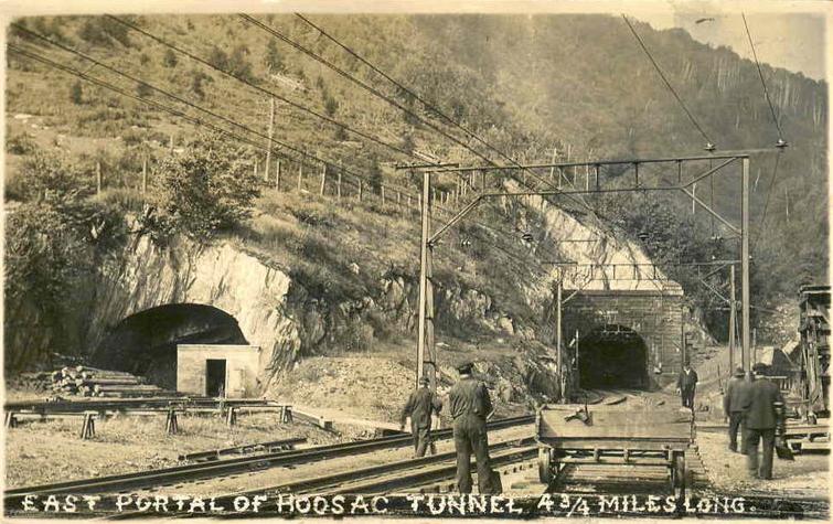 Hoosac Tunnel Florida Amp North Adams Mohawk Trail