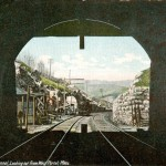 Hoosac Tunnel - Looking Out - West