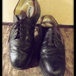 Dark Brown Leather Men's Shoe