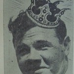 Babe Ruth - April 17th, 1935 Newspaper Clipping