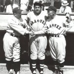 Babe Ruth (Charlie McCarthy on left of image)
