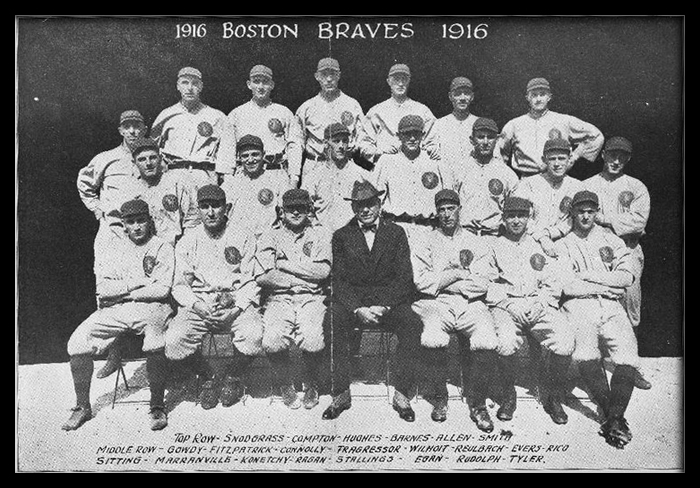 Boston Braves 1916