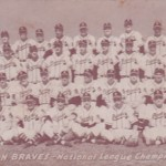 Boston Braves 1948 - National League Champions
