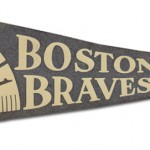 Boston Braves Pennant - 1951