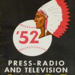 Boston Braves Press Guide - 1952