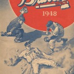 Boston Braves Program - 1948