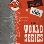 Boston Braves Program - 1948 - World Series