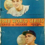 Boston Braves Program - 1948 - World Series 2