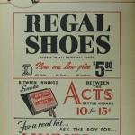 Boston Braves Program - 1949 2