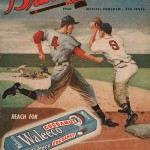 Boston Braves Program - 1950
