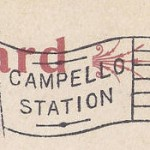 Brockton - Campello Station - 1906