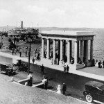 Plymouth Rock – New Portico – Looking Towards Plymouth Harbor 2