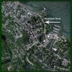 Plymouth Rock satellite image
