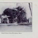 Depot Street - East Wareham MA