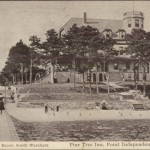 Onset Cape Cod MA Pine Tree Inn & Beach