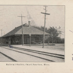Railroad Station - Onset Junction