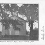 Wareham Massachusetts Methodist Church