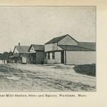 parker mills station