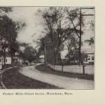 parker mills street scene