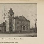 tabor academy marion