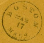 Boston - 1862