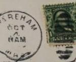 Wareham - 1905