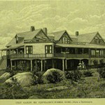 Gray Gables 4 - 1892 Print