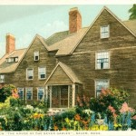 Seven Gables - From Garden 8