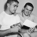 1960 - Boston Patriots - Ross O'Hanley & Jim Colclough