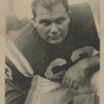 1961 - Boston Patriots - Charley Leo Football Card
