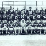 1961 - Boston Patriots Team Picture