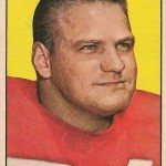 1961 - Boston Patriots - Walt Cudzik Football Card