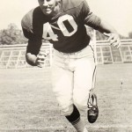 1962 - Boston Patriots - Chuck Shonta