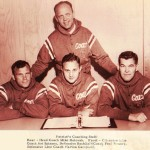 1962 - Boston Patriots - Patriot's Coaching Staff