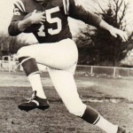 1962 - Boston Patriots - Tommy Stephens